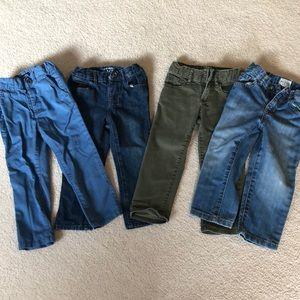 Lot of 3t boys pants